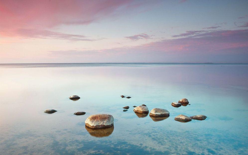 rocks-water